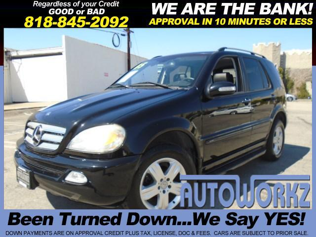 2005 Mercedes M-Class Join our Family of satisfied customers We are open 7 days a week trade in we
