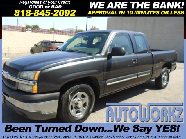 2004 Chevrolet Silverado 1500 ONE OWNER 84K MILES LIKE NEW AUTO AC GREAT TRUCK Join our Family of s