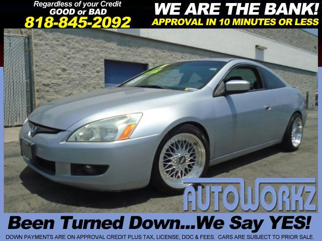 2004 Honda Accord Join our Family of satisfied customers We are open 7 days a week trade in welcom