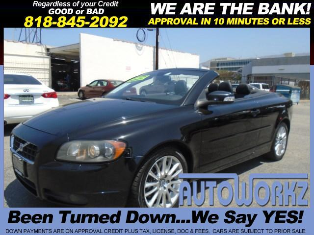 2008 Volvo C70 Join our Family of satisfied customers We are open 7 days a week trade in welcome R