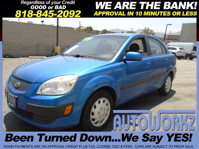 2009 Kia Rio Join our Family of satisfied customers We are open 7 days a week trade in welcome apr