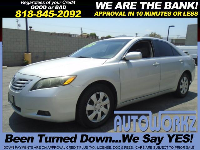 2007 Toyota Camry Join our Family of satisfied customers We are open 7 days a week trade in welcom