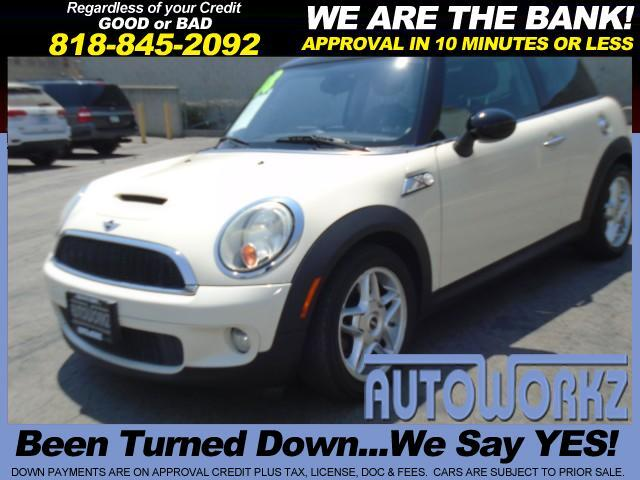 2008 MINI Cooper Join our Family of satisfied customers We are open 7 days a week trade in welcome