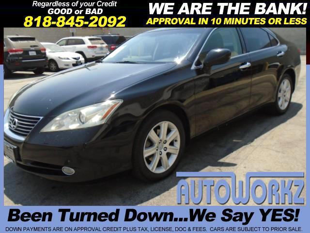2007 Lexus ES 350 LEATHER MOON ROOF NAVIGATION GREAT CONDITION JUST IN MUST SEE WONT LAST LONG J