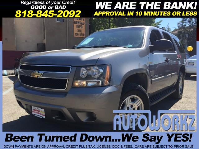 2007 Chevrolet Tahoe Join our Family of satisfied customers We are open 7 days a week trade in welc