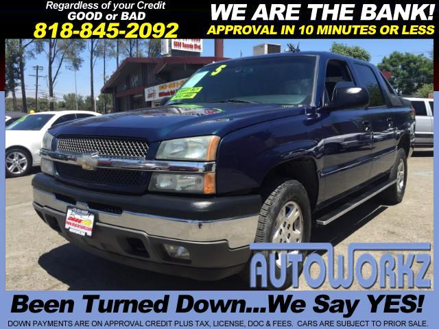 2005 Chevrolet Avalanche Join our Family of satisfied customers We are open 7 days a week trade in