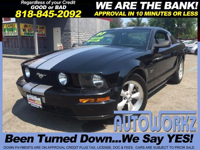 2007 Ford Mustang Join our Family of satisfied customers We are open 7 days a week trade in welcom