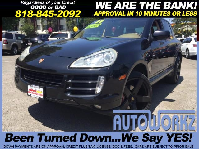 2008 Porsche Cayenne Join our Family of satisfied customers We are open 7 days a week trade in wel