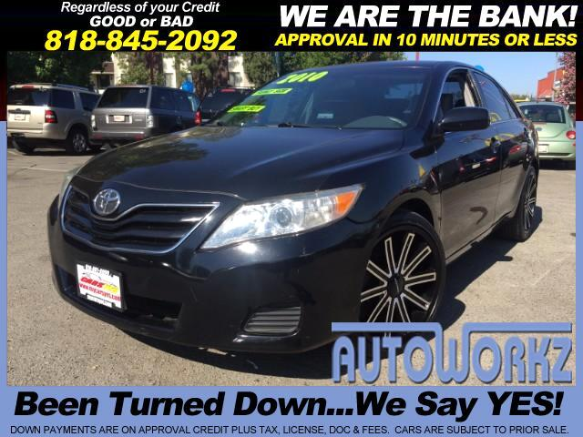 2010 Toyota Camry Join our Family of satisfied customers We are open 7 days a week trade in welcom