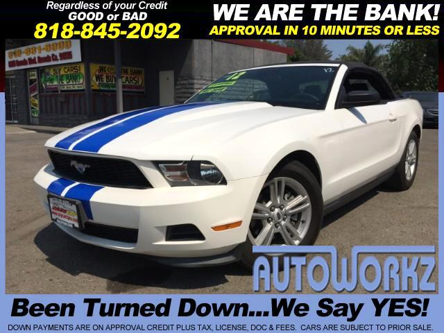 2012 Ford Mustang Join our Family of satisfied customers We are open 7 days a week trade in welcom
