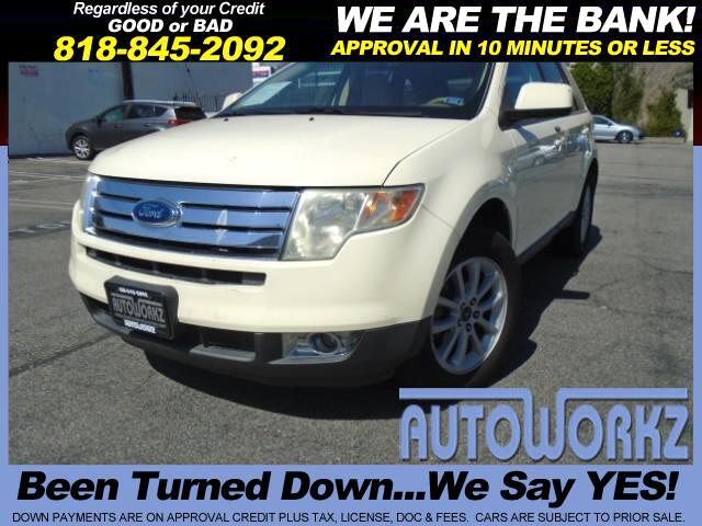 2007 Ford Edge WOW CHECK THIS ONE OUT LEATHER PANORAMIC SUNROOF AUTO FULL POWER LIKE NEW PRICE RIGH