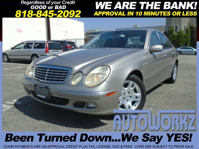 2006 Mercedes E-Class Join our Family of satisfied customers We are open 7 days a week trade in wel
