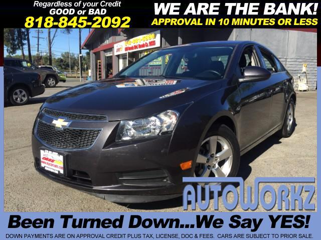 2014 Chevrolet Cruze Join our Family of satisfied customers We are open 7 days a week trade in wel
