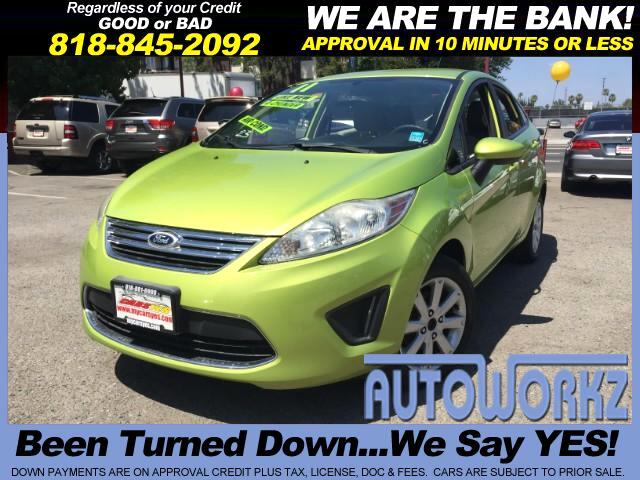 2011 Ford Fiesta Join our Family of satisfied customers We are open 7 days a week trade in welcome