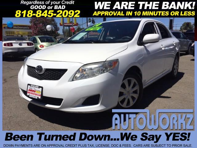 2010 Toyota Corolla Join our Family of satisfied customers We are open 7 days a week trade in welc