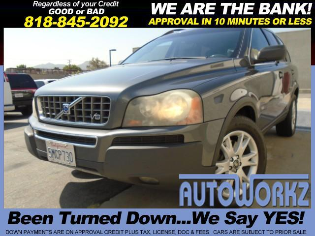 2005 Volvo XC90 2005 VOLVO XC90 ALL WHEEL DRIVE VERY NICE IN AND OUT FINANCING IS AVAILABLE ITS A