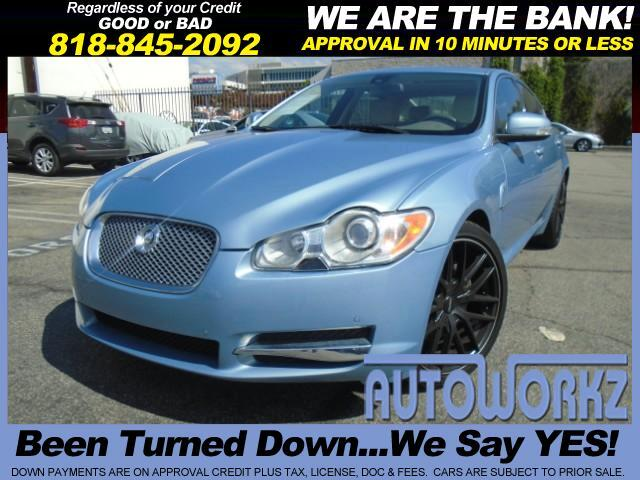 2009 Jaguar XF-Series Join our Family of satisfied customers We are open 7 days a week trade in wel
