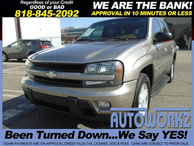 2002 Chevrolet TrailBlazer Join our Family of satisfied customers We are open 7 days a week trade