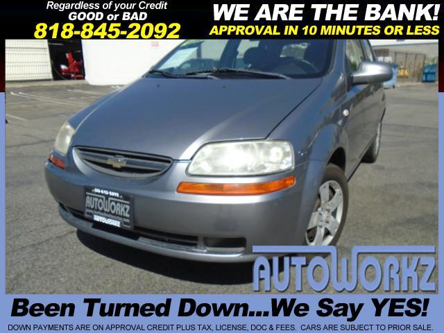 2008 Chevrolet Aveo5 Join our Family of satisfied customers We are open 7 days a week trade in welc