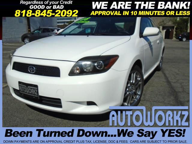 2008 Scion tC COME ON IN FOR A TEST DRIVE TODAY EXTRA CLEAN LIKE NEW TIRES ARE NEW NEED TO SEE IT J