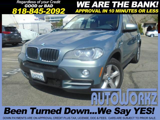 2009 BMW X5 Join our Family of satisfied customers We are open 7 days a week trade in welcome Rates