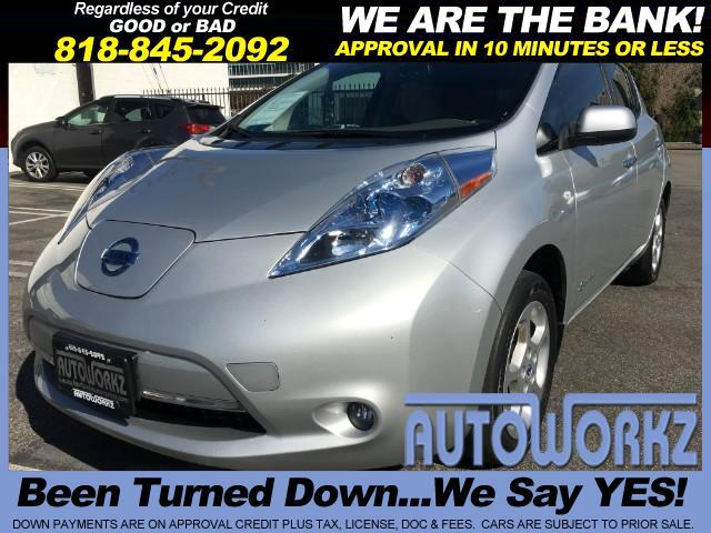 2011 Nissan Leaf Fear The Nissan Leaf thrives on it Sure it projects a friendly green imagethe cu