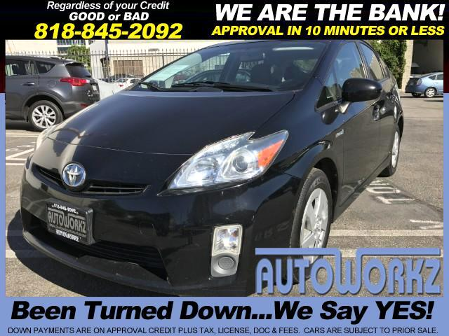 2010 Toyota Prius WOW CHECK THIS ONE OUT PRICE RIGHT TO SALE WE FINANCE GAS SAVER GREAT COLOR COMBO