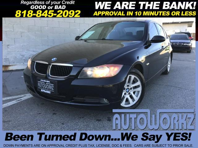 2007 BMW 3-Series WOW HERE IS ANOTHER ULTIMATE DRIVING MACHINE YOU CAN NOT AFFORD TO LET GO AT THIS