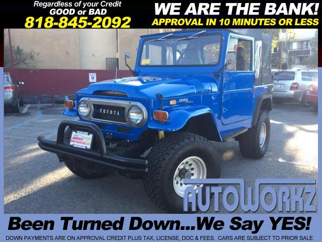 1971 Toyota FJ Cruiser Join our Family of satisfied customers We are open 7 days a week trade in we