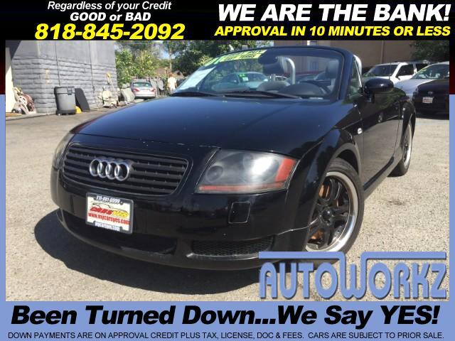 2001 Audi TT Join our Family of satisfied customers We are open 7 days a week trade in welcome Rat