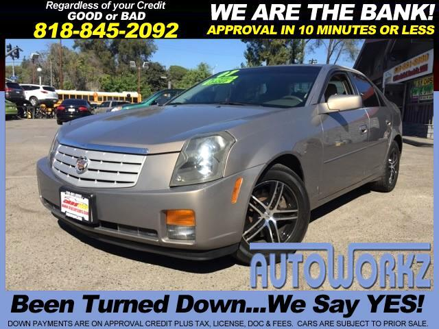 2007 Cadillac CTS Join our Family of satisfied customers We are open 7 days a week trade in welcome