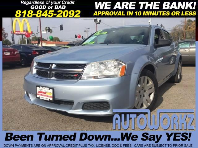 2013 Dodge Avenger Join our Family of satisfied customers We are open 7 days a week trade in welco