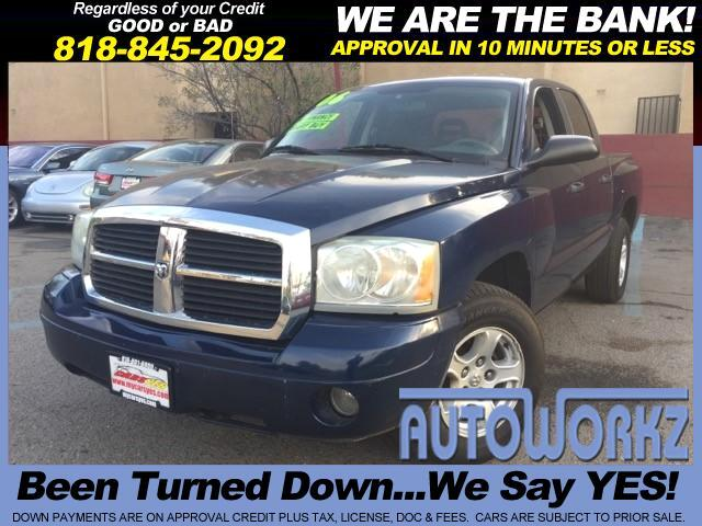 2006 Dodge Dakota Join our Family of satisfied customers We are open 7 days a week trade in welcom