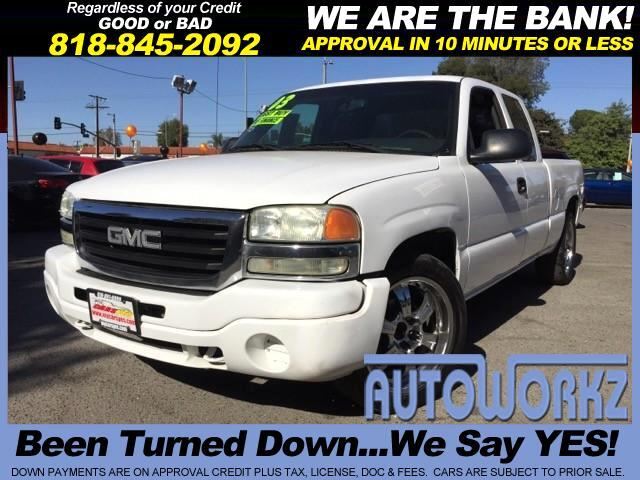 2003 GMC Sierra 1500 Join our Family of satisfied customers We are open 7 days a week trade in wel
