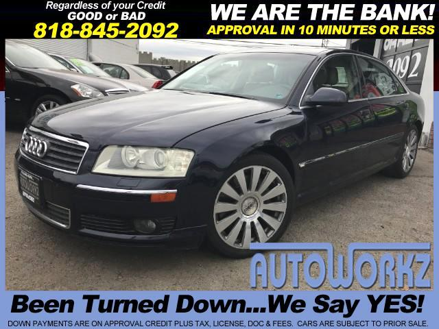 2004 Audi A8 Join our Family of satisfied customers We are open 7 days a week trade in welcome Rat