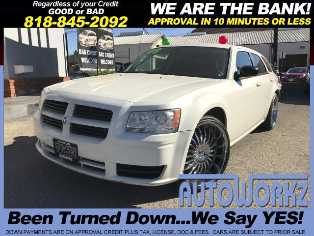2008 Dodge Magnum Join our Family of satisfied customers We are open 7 days a week trade in welcom