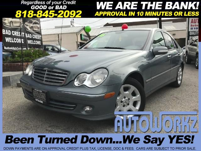 2006 Mercedes C-Class Join our Family of satisfied customers We are open 7 days a week trade in we