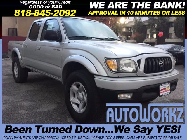 2002 Toyota Tacoma Join our Family of satisfied customers We are open 7 days a week trade in welco