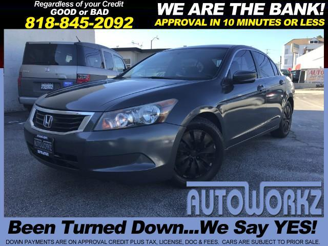2008 Honda Accord Join our Family of satisfied customers We are open 7 days a week trade in welcom