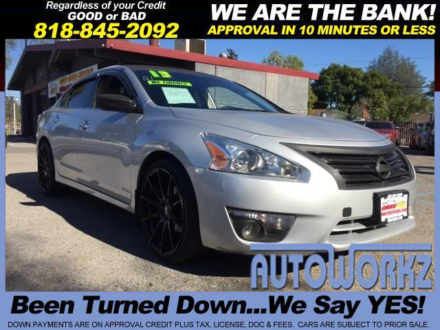 2013 Nissan Altima Join our Family of satisfied customers We are open 7 days a week trade in welco