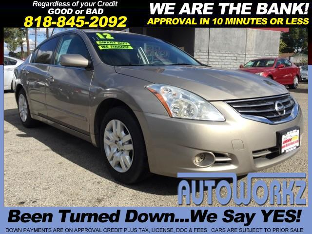 2012 Nissan Altima Join our Family of satisfied customers We are open 7 days a week trade in welco