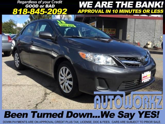 2013 Toyota Corolla Join our Family of satisfied customers We are open 7 days a week trade in welc