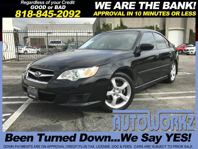 2008 Subaru Legacy WOW PRICE RIGHT ALL WHEEL DRIVE WE FINANCE AUTO LIKE NEW Join our Family of sati