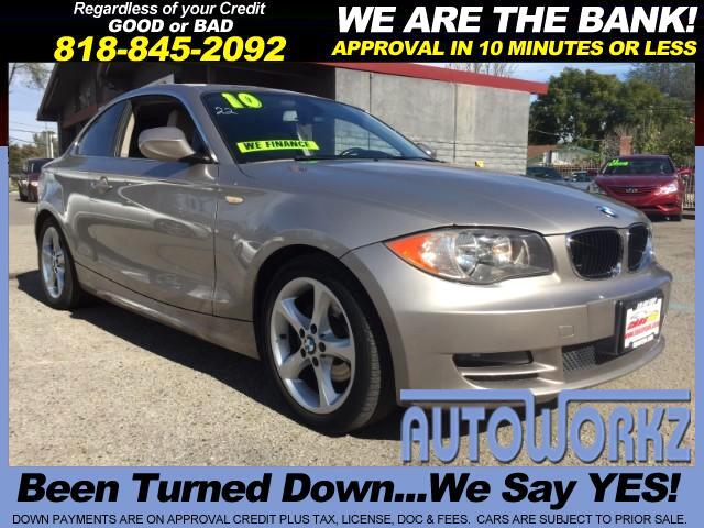 2010 BMW 1-Series Join our Family of satisfied customers We are open 7 days a week trade in welcom