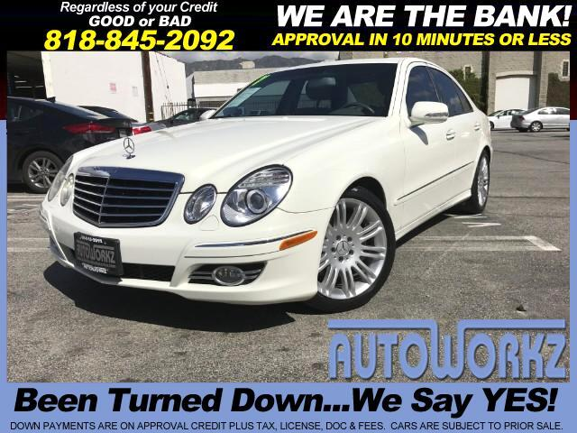 2007 Mercedes E-Class Join our Family of satisfied customers We are open 7 days a week trade in we