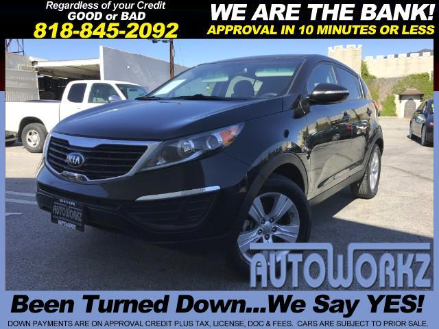 2013 Kia Sportage Join our Family of satisfied customers We are open 7 days a week trade in welcom