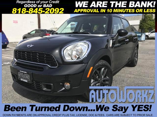 2014 MINI Countryman Join our Family of satisfied customers We are open 7 days a week trade in wel