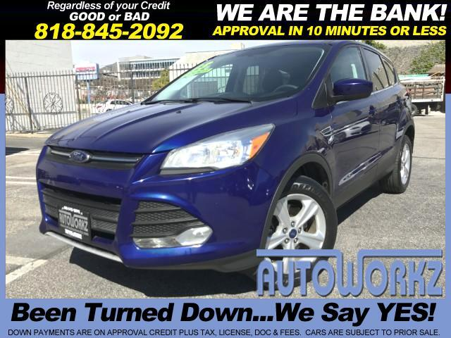 2013 Ford Escape Join our Family of satisfied customers We are open 7 days a week trade in welcome