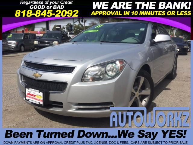 2011 Chevrolet Malibu Join our Family of satisfied customers We are open 7 days a week trade in we