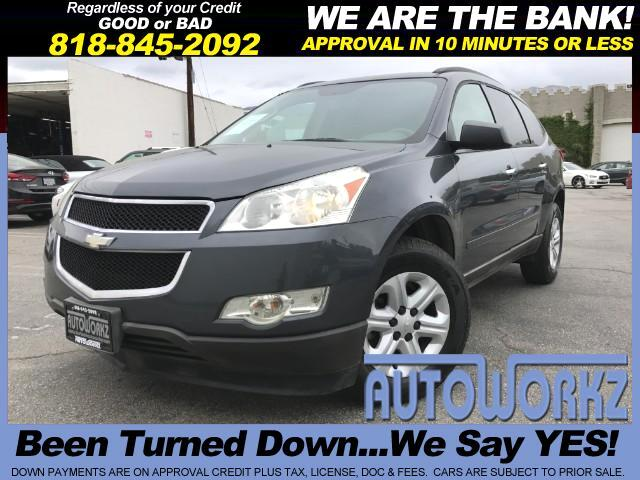 2009 Chevrolet Traverse Join our Family of satisfied customers We are open 7 days a week trade in